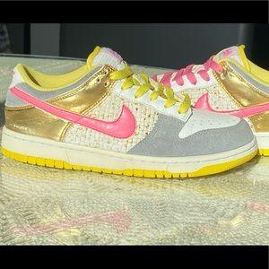 Nike SB dunk 6.0 low (size 8 Women's)